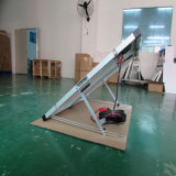 太陽電池パネルを折る多ポータブル
