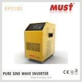 Aufsatz-Typ Niederfrequenzenergien-Inverter 5000W mit Rädern