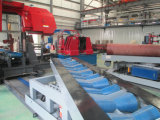Транспортирующ System Pipe для ленточнопильного станка Machine (PLTPS-24A1/A2)