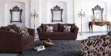 Sofà del fabbricato della mobilia 1+2+3 del salone
