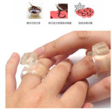 FDA Grade Criativa anel de dedo de silicone Cubo de Gelo