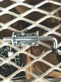 Panneau de frontière de sécurité de bétail en métal de prix de gros pour le transport de bétail