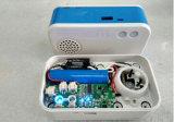 Mini purificatore dell'aria dell'anione del generatore dell'ozono con la Banca di potere
