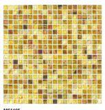 Telhas de vidro misturadas do mosaico do projeto novo