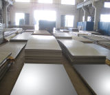 Plaque 304 d'acier inoxydable de matériau de construction 316 feuille de la pente solides solubles