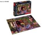 Giocattoli del cartone per il puzzle 1000 parti