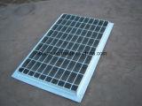 Plataforma de rejilla de acero Placa