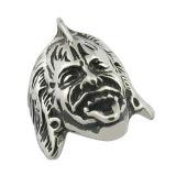 Кольцо пирата кольца черепа ювелирных изделий способа кольца нержавеющей стали