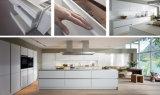 Gabinetes de cozinha americanos da laca do MDF do estilo dos clássicos (KC-1010)