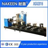 Cortador del plasma del tubo de acero del CNC de cinco ejes de China