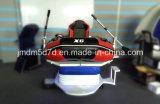 9d Vr que transporta el simulador en balsa, cine 7D para el parque de atracciones