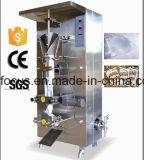 Machine à emballer remplissante liquide de l'eau de film de sachet de poche