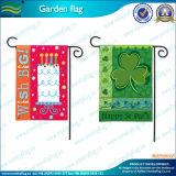 Сад Flag Gardern Flag Поляк Decorate с Metal Poles (M-NF06F11007)