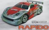 1: 8 Two-Speed gasbetriebenes RC Nitroauto für Verkauf 94086