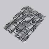 Esd-leitender Rasterfeld-Beutel für elektronisches Bauelement