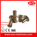 Часть CNC оборудования автоматическая подвергая механической обработке