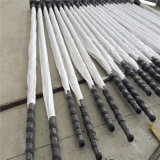 8m HDG Tapered Steel Pole