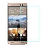 protezione dello schermo di vetro Tempered di 9h 2.5D per HTC M9
