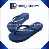 Sandalo della piattaforma di cadute di vibrazione della cinghia del Sequin dei sandali del cuneo delle donne