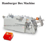 Del Ce de la identificación máquina de fabricación de cartón acanalada automática por completo (QH-9905)
