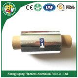 [ألوميميوم] رقيقة معدنيّة لأنّ [هيردرسّينغ] رقيقة معدنيّة
