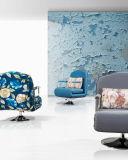 Qualitätsübereinkunft-kleines Plaid-Einzelsitz ziehen Sofa mit Bett aus