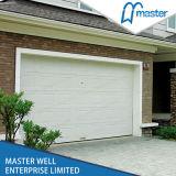 Надземным панели дверей гаража перста дистанционного управления гальванизированные предохранением стальные