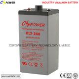 Schleife AGM-Batterie des Hersteller-2V1200ah tiefe mit 3 Jahren Garantie-