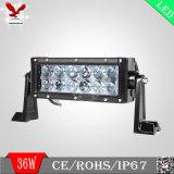 Barre d'éclairage LED de CREE pour le camion (phare 4D 36W 4X4 tous terrains)