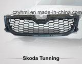 Parte de ajustamento Car Grille para Octavia A7 e Octavia A7 RS From 2013 MK3