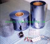 Película rígida farmacêutica desobstruída do PVC para o empacotamento da medicina