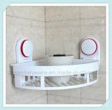 Установленная стеной сильная полка специи шкафа хранения угла чашки всасывания для кухни