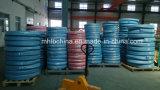 Boyau hydraulique tressé de fil (EN853-1SN-3/8) boyau de /Rubber
