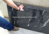 Nero Blanco Black Granite、Granite Tiles、およびFlooringおよびCladdingのためのGranite Slabs