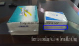 Тип полиэтиленового пакета упаковывая машины лицевой ткани оборудования Китая