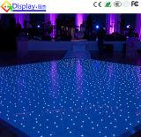 Venta caliente LED Dance Floor P10.4 del nuevo color multi del poder más elevado