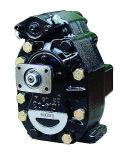 Bomba de petróleo hidráulica da engrenagem do projeto do OEM para o caminhão de descarga
