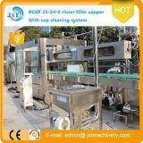 Máquina del conjunto del agua potable de la botella del animal doméstico de Zhangjiagang Jst