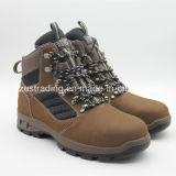 Les chaussures de sûreté en acier de chapeau et de plaque de tep vendent en gros en Chine