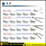 Reutilizable Porta-agujas laparoscópica Pistola con Certificado CE