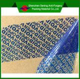 Nastro inalterabile di sigillamento della scatola (SN005)