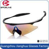 Gafas de sol baratas de los deportes de la promoción al por mayor del OEM de la fábrica en línea