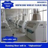 Máquina de trituração do trigo do jogo completo 200tpd