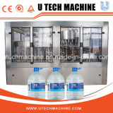 Macchina di rifornimento professionale delle acque in bottiglia dell'acciaio inossidabile 5L del progettista
