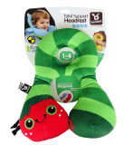 1-4years Old를 위한 만화 Safe Travel Pillow Children Safety Seat Pillow