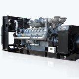 generador BRITÁNICO del diesel de Drived del motor de la potencia espera de 2500kVA 2000kw