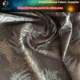 服のためのレトロ様式のポリエステルギャバジンの印刷ファブリック