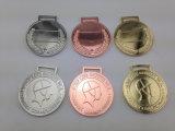 Kundenspezifisches Metallrunde Medaille mit Firmenzeichen (GZHY-MEDAL-002)