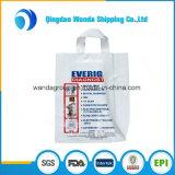 Sacos plásticos fortes do punho do laço do LDPE do baixo preço de melhor vendedor