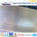 Asstm AISI 304 brush Hairline Stainelss Steel Plate